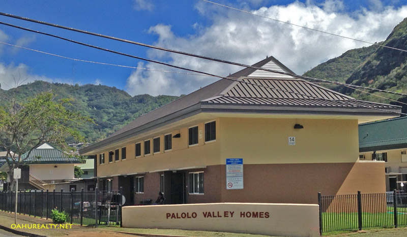 ahe street palolo valley