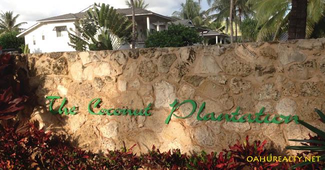 Coconut Plantation townhomes ko olina