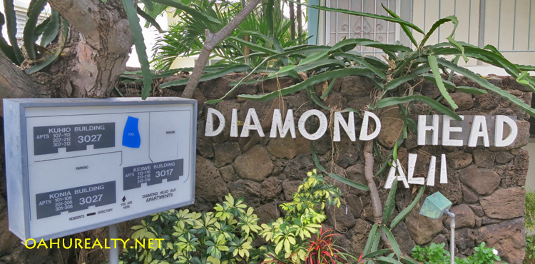 diamond head alii at pualei circle