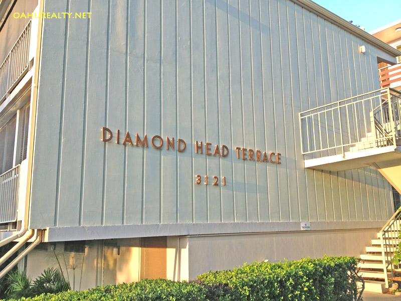 diamond head terrace condo for sale