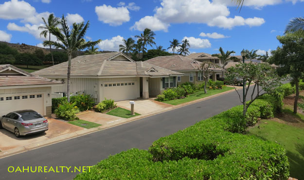 ko olina kai golf estates townhomes and single family homes
