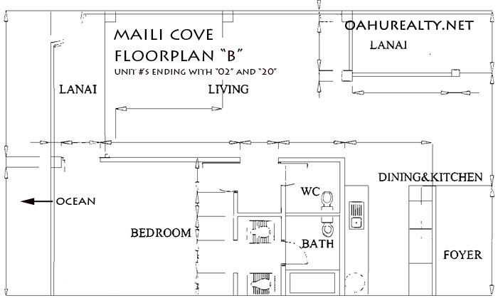maili cove b floorplan