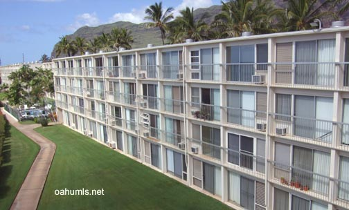 makaha surfside beachfront condo oahu