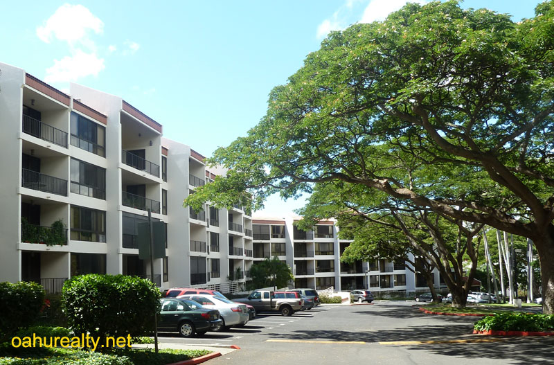 regency park condo saint louis heights honolulu
