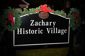 Zachary Historic Village