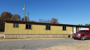 Residential Rental: 1667Alcorn-Gill Rd