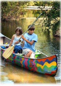 childreninrowboat200