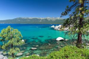 Lake Tahoe Scene
