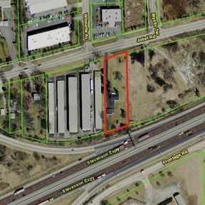 Single Family Home Sold: 17W615 N Frontage Rd