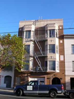 Residential Sold: 5940 California Street