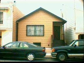 Residential Sold: 2914 Anza St.
