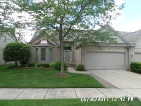 Residential Sold: 45721 Trenton Dr