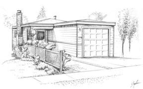 Residential Sold: 1427 Everett Street