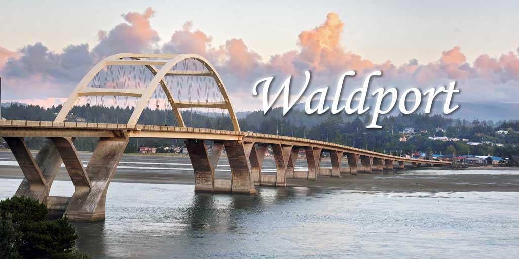 Waldport Banner