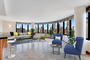 New York NY Condo For Sale: $2,950,000