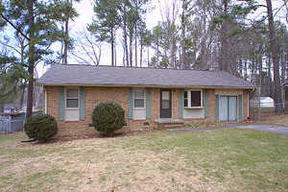 Residential Sold: 5530 Old Hillsborough Rd