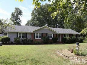 Residential Recently Closed: 2625 Umstead Road