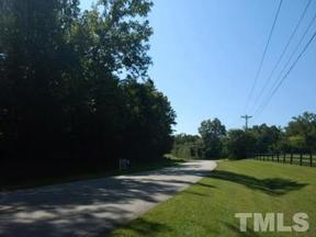 Rougemont NC Residential Active: $48,000