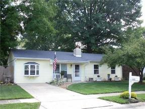 Indianapolis IN Residential Active: $119,900