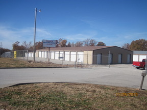 Storage  For Lease: on East MO 86 near US 65