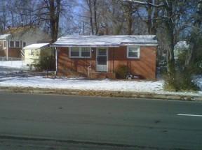 Residential Rental: 530 N. Fisher Street