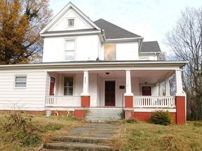Residential For Rent:  527 Julian Street