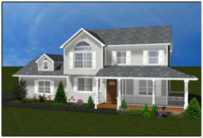 Residential New Construction: Lot7 Bernstein Blvd.