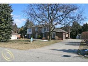 Residential Sold: 55628 Monroe Dr