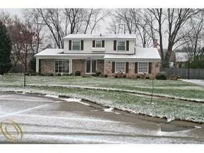 Residential Sold: 998 Huntsford Dr
