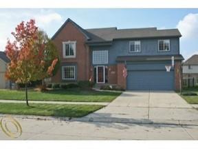 Residential Sold: 42431 Kollmorgen Dr
