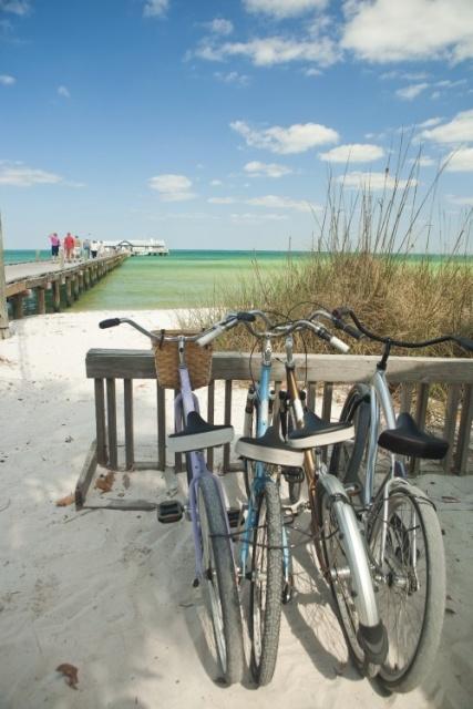 biking rentals on Anna Maria Island