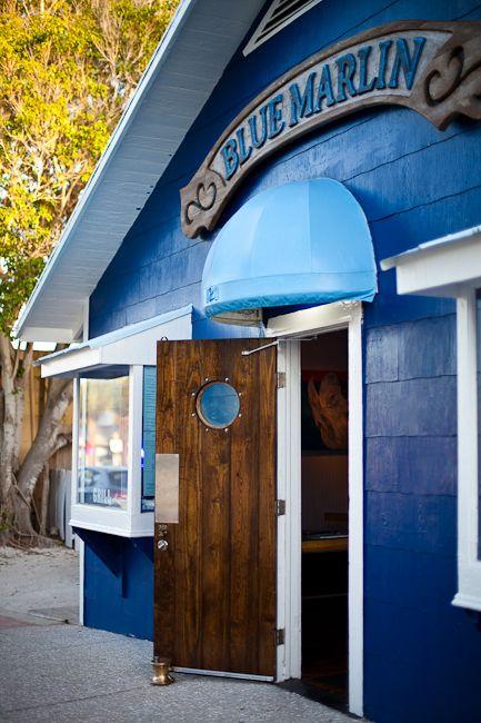 Blue Marlin Restauraunt Anna Maria Island, FL