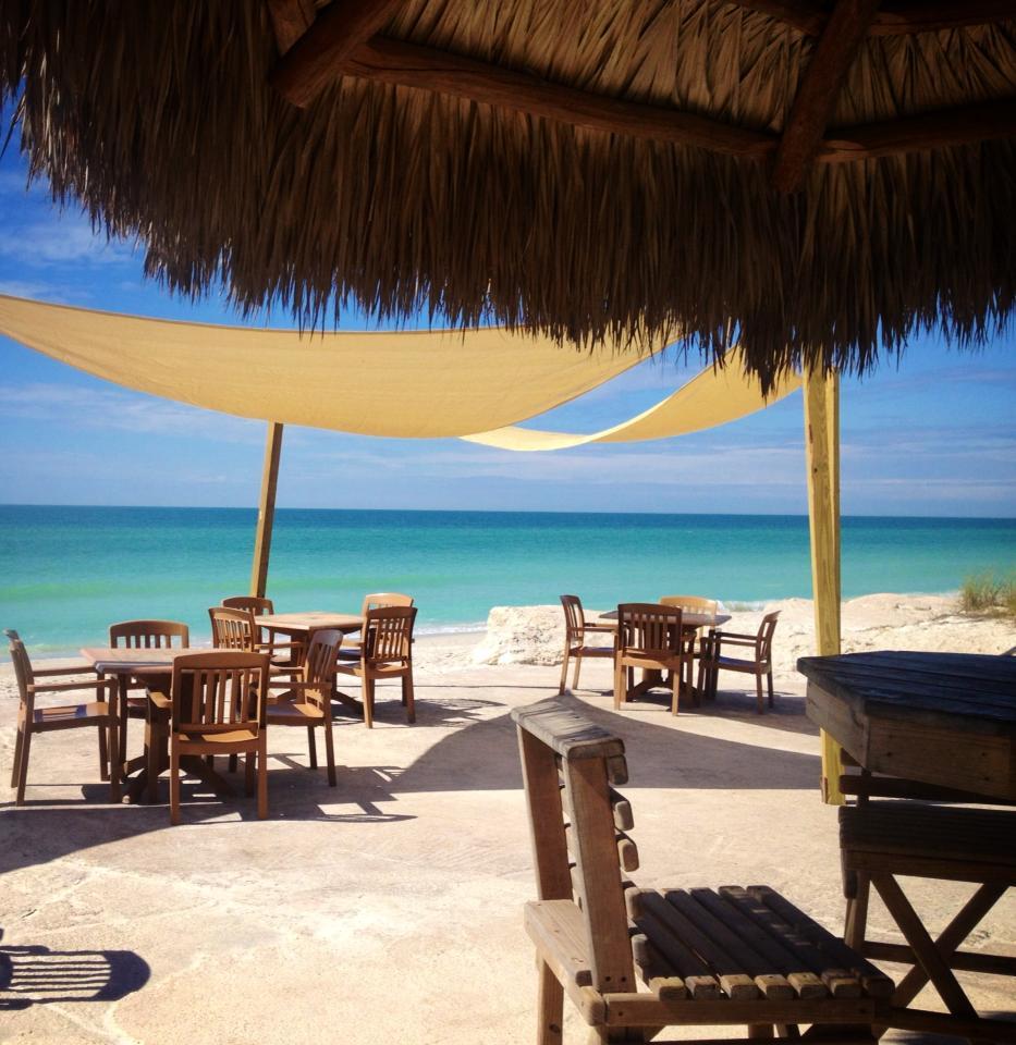 Anna Maria Island Beach Front Restaurants