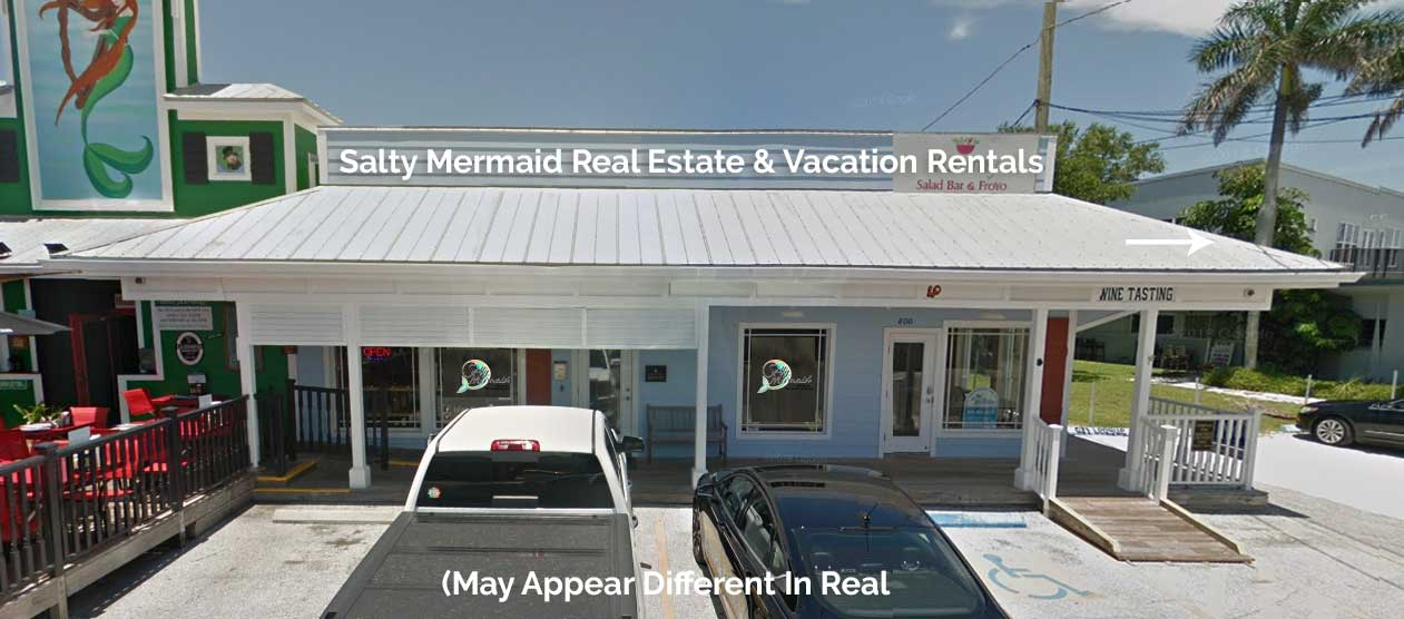 salty mermaid real estate and vacation rentals