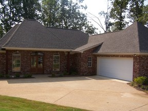 Brandon MS New Construction Active: $221,900