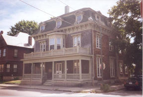 Residential Sold: 120  Mill Street