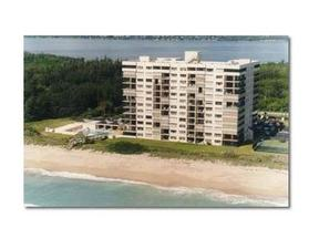 Residential Sold: 10044 South Ocean Drive #104