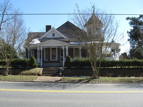 Residential Sold: 322 E Raleigh Street