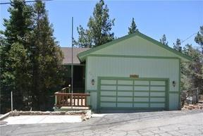 Big Bear City CA Residential Active: $349,900