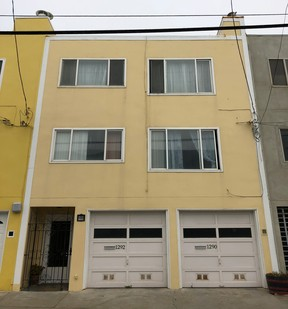Multi Family Home OUTER SUNSET SOLD!: 1290 1292 La Playa St