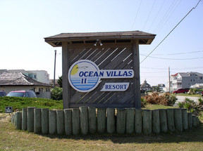Nags Head NC Condo For Rent: $1,100