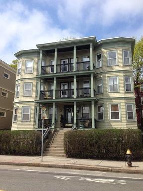 Jamaica Plain MA Rental For Lease: $1,900 JULY