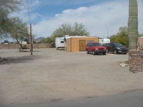 Quartzsite AZ Lots And Land Active: $55,000