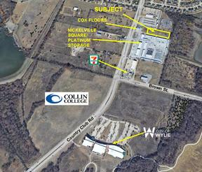 Wylie TX Commercial For Sale: $392,000