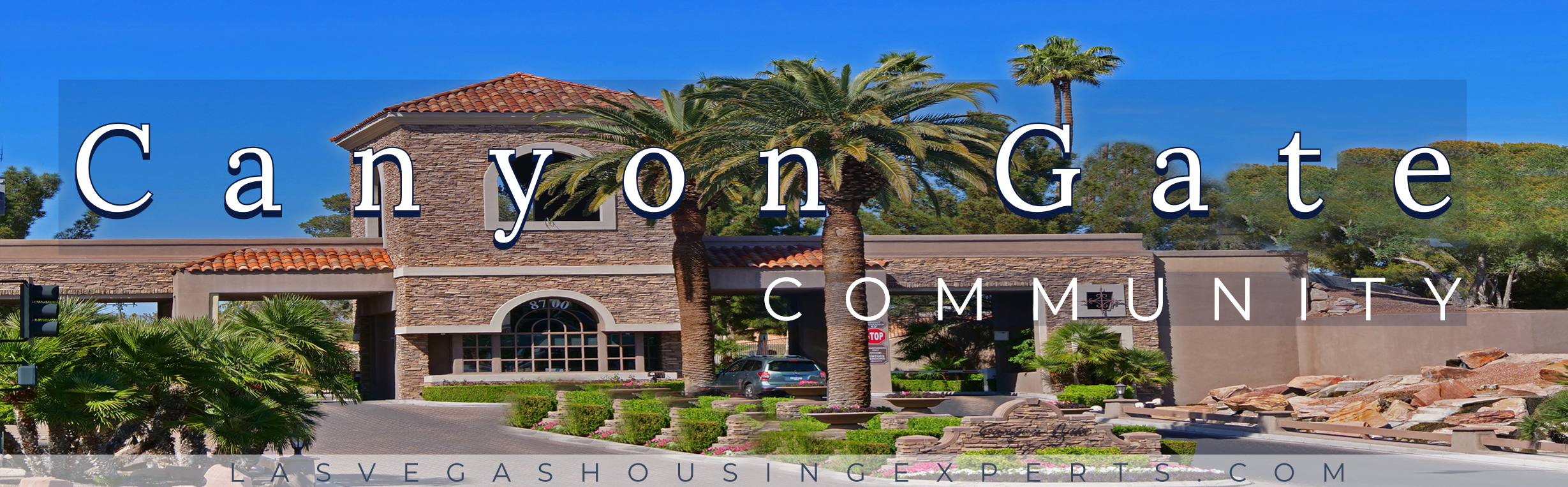 Canyon Gate Las Vegas Housing Experts