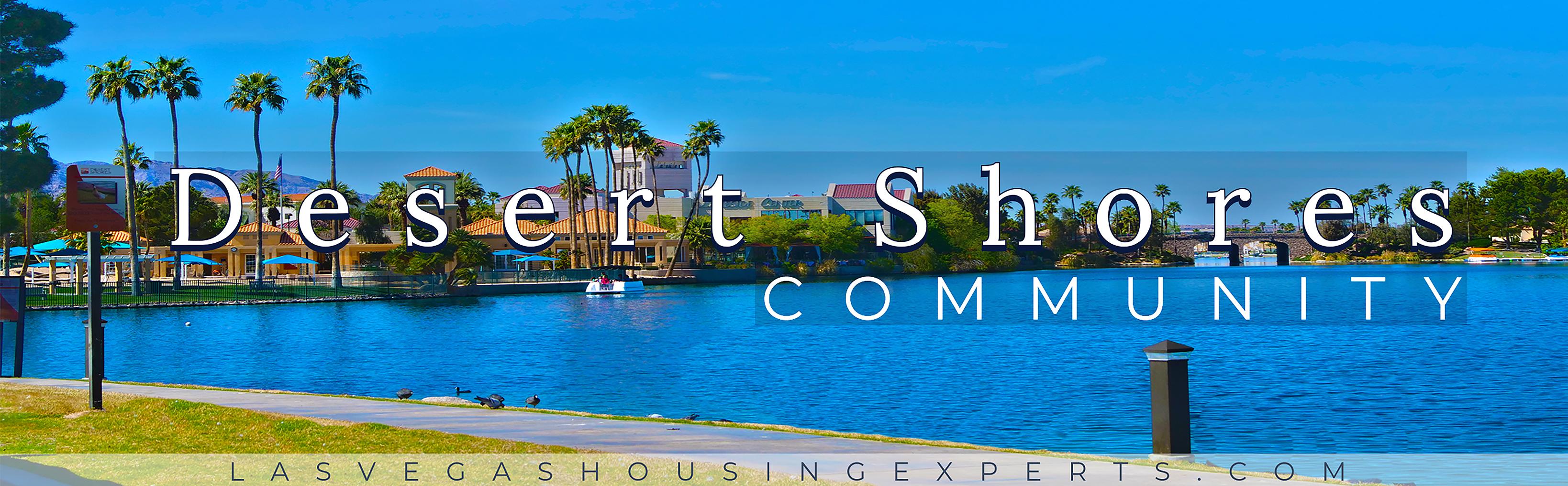 Desert Shores Las Vegas Housing Experts real estate