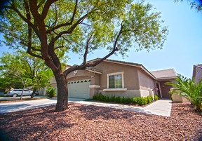 Las Vegas NV Single Family Home Pending: $347,000