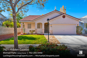 Las Vegas NV Single Family Home Coming Soon: $265,000