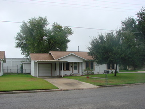 Residential Recently Sold: 701 N. Terrell