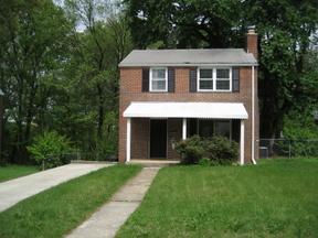 Residential Sold: 1306 Erskine Street
